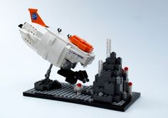 What's not to love about LEGOs? Sadly this is for Japan only.