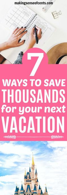 How To Save For A Vacation - Create Your Vacation Savings Plan Now! #howtosaveforavacation #travelfundjar #vacationsavingsplan