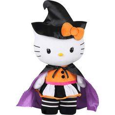 Hello Kitty Witch Sanrio Halloween Greeter