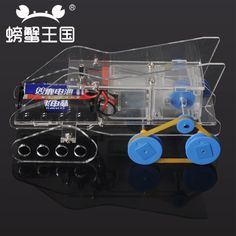 PW M76 DIY 1:94 Mini Sled Motorcycle Technology Invention Funny Puzzle Education Car Toy #Affiliate