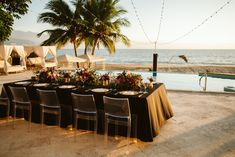 Celebrate your forever at our adults-only boutique hotel on Mexico's Rivera. Plan unforgettable Puerto Vallart weddings in our beautiful venues, garden and beach club. Puerto Vallarta, Beach Weddings, Beach Club, Cozy, Table Decorations, Amazing, Garden, Beautiful, Home Decor