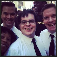 Book of Mormon - Josh Gad, Andrew Rannells, Nikki M. James, Rory O'Malley