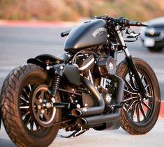Harley-Davidson-sportster-883 #ad #harleydavidsoncaferacer