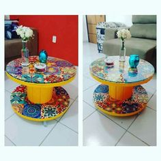 cable spool tables 60 diy recycled wood cable spool furniture ideas & projects for porch decorating 46 60 diy recycled wood cable spool furniture ideas & projects f