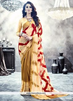 Exciting Weight Less Multi Colour Casual Saree