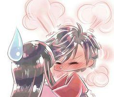 Anime Love, Anime Guys, Sanada Yukimura, Date Masamune, Sengoku Period, Samurai Love Ballad Party, Gamers Anime, Sengoku Basara, Anime Child