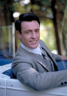 Toby Stephens as Jay Gatsby in The Great Gatsby 2000