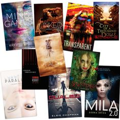 Rae Gun Ramblings: 10 Awesome Looking YA Debut Novels for 2013