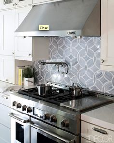 Backsplash Ann Sacks