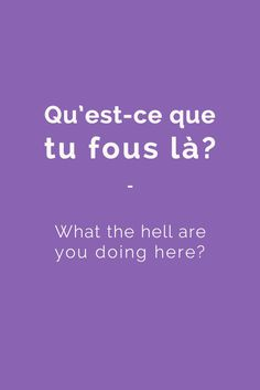 To Learn French Buy French Slang Phrases Book French Slang, French Grammar, French Phrases, French Quotes, French Sayings, English Grammar, French Language Lessons, French Language Learning, French Lessons
