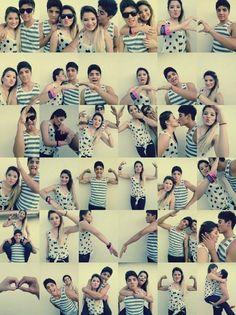 couple selfies <3