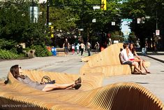 Urban Reef Public Space Installation Encourages Outdoor Lifestyle