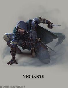 Vigilante by ForrestImel.deviantart.com on @DeviantArt