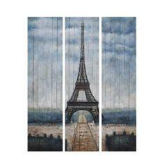 Check out the Bassett Mirror 7300-133EC Eiffel Tower Canvas Wrapomeclick.com.