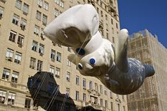 Macy's Thanksgiving Day Parade. 2011