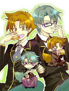 Baka and Test- Akihisa and Kubo Awesome Anime, Anime Love, Baka To Test, Comedy Anime, Gundam Wing, Summoning, Funny Games, Anime Shows, Funny Cute
