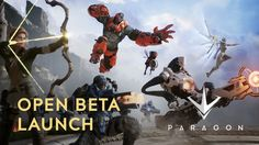 Epic Games is shutting down the Paragon servers this April. Naturally many people in the community are upset because this game was their life for the past two years. Hell, the game never made it out o Gears Of War, Overwatch, Video Game Art, Video Games, Free Playstation Plus, Game Ui Design, Battle Royale, Moment Of Silence, Futuristic Art