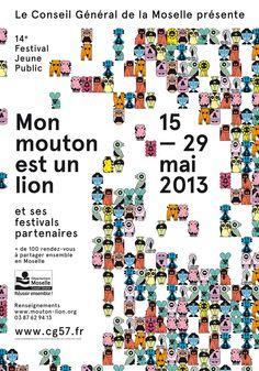 Festival jeune public Mon Mouton est un Lion 2013