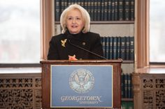 Melanne Verveer, Executive Director of the Georgetown Institute for Women, Peace and Security, and former U.S. Ambassador at Large for Global Women's Issues in the Obama administration is the recipient of the 2013 TIAW World of Difference Lifetime Achievement Award. The award will be presented to Ms. Verveer at the TIAW Awards gala in conjunction with the TIAW Annual Global Forum.