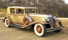 1931 Chrysler Imperial Club Sedan - (Chrysler Motor Corp. Auburn Hills, Michigan, 1925-present)