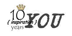 HANDMADE by Ki: 10 lat bloga ... wyzwanie #1