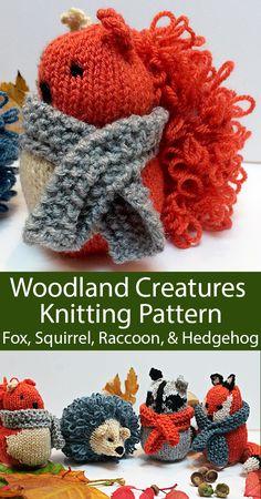 Toy Penguin pattern in DK wool measures 15.5 cm when complete KNITTING Pattern