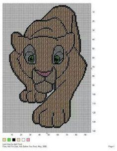 Lion King: adult Nala