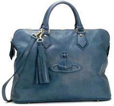 Vivienne Westwood Accessories - Big Holdall Chelsea Bag