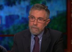 Paul Krugman Slams the Absurd Delusion of the Republican War on Science  =====      They're even in denial about being in denial.