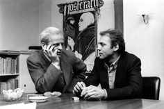 Klaus Kinski & Bruno Ganz