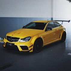 Mercedes C63 AMG | Black Series....