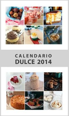 Descarga gratuita Calendario Dulce 2014
