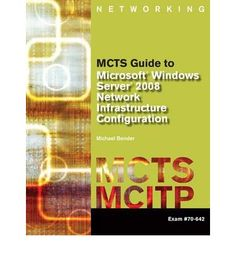 Prepares the reader to configure networks using the Microsoft Windows Server 2008 operating system and to pass the MCTS 70-642 certification exam. Focusing on the network aspects of Windows Server 2008, this book includes topics such as: networking in a Windows environment