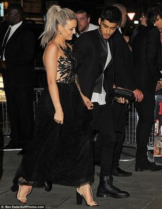 Zayn Malik And Perrie Edwards. Zerrie.