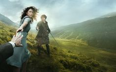 Outlander 2014 TV Series - This HD N/A wallpaper is taken from N/A Outlander. Played by Caitriona Balfe, Sam Heughan, Duncan Lacroix, Tobias Menzies. This Drama, Romance, Sci-Fi N/A plot storyline is about: Follows the story of Claire Randall, a married combat nurse from 1945 who is mysteriously swept back in time to... - http://muviwallpapers.com/outlander-2014-tv-series.html #2014, #Outlander, #Series, #TV #TVSeries