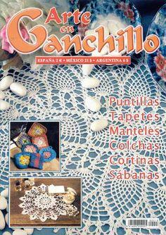 Arte em ganchillo - Augusta - Álbuns da web do Picasa