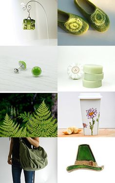 Mint by maya ben cohen on Etsy--Pinned with TreasuryPin.com