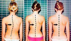 Con este estiramiento puede enderezar completamente su médula espinal naturalmente!