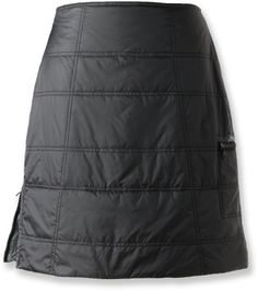 Puffy Skirt!  So awesome for apre ski.  Yes, please.