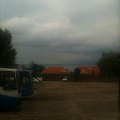 Lake Victoria in Entebbe Uganda