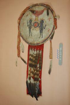 Lambe Pueblo shield. Univ. Penn. Mus.  ac
