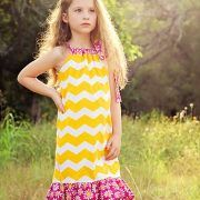 Pillowcase Dress Pattern (free Pillowcase Dress pattern & tutorial) - Scattered Thoughts of a Crafty Mom by Jamie Sanders