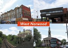 West Norwood Postcard