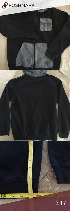 Shaun White Full-zip hoodie Like new Boys full zip hoodie with kangaroo pockets. L 12-14. shaun white Shirts & Tops Sweatshirts & Hoodies