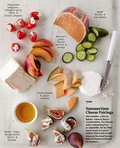 |Summertime cheese pairings|