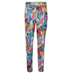 Jungle print jersey trousers Jungle Print, Pajamas, Pajama Pants, Trousers, Collection, Fashion, Trouser Pants, Pants, Moda