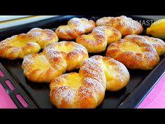 Bread Recipes, Diet Recipes, Cake Recipes, Creative Food Art, Medvedeva, Food Cakes, Pretzel Bites, Doughnut, French Toast