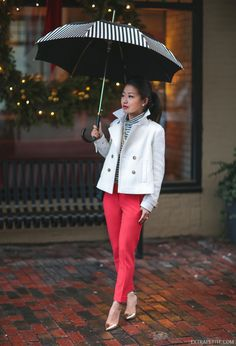 Ann Taylor cropped trench | ExtraPetite.com