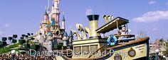 Disneyland®Resort-Parijs  Met o.a. 1 dag entree voor Disneyland-Park  De mooiste en spectaculairste Disney® Parken van Europa! Wie wil er niet 'n keer heen of gewoon voor 'n tweede keer! Ontdek het universum in de Star Tours attractie of Space Mountain: Mission II, maak een wilde tocht door Big Thunder Mountain of verover de Caribbean samen met piraten! Of stapt u dit keer in de wereld van film, televisie en animatie: Walt Disney Studios® Park.