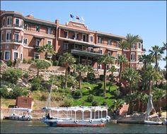 The Old Cataract Hotel - Aswan
